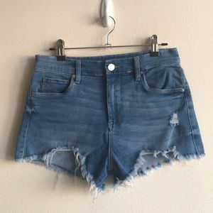 BLANKNYC Wedge Short